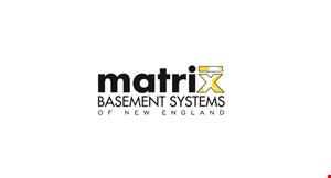 Matrix Basements of New England logo