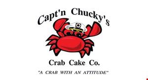 Capt'n Chucky's - Aston logo