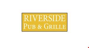 Riverside Pub & Grille logo
