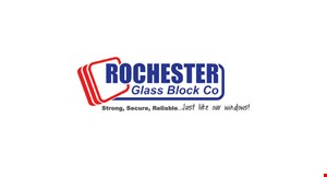 "Product image for ROCHESTER GLASS BLOCK Glass Block Windows Starting at $124.00 32""x14"" or 32""x16"" Standard Installation Is Included. (minimum purchase of two windows required.) Coupon Code: CM08"