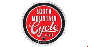 South Mountain Cycle & Cafe logo
