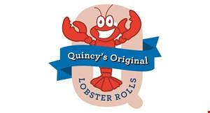 Quincy's Original Lobster Rolls logo