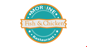 Moraine Fish & Chicken logo