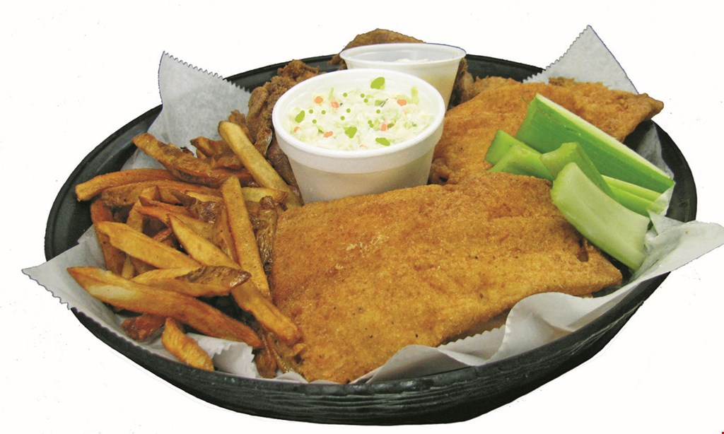 Product image for Moraine Fish & Chicken 20 Wings & Large Fries $21.99 • 30 Wings & 2 Large Fries $33.99 • 40 Wings & 2 Large Fries $41.99 • 50 Wings & 2 Large Fries $49.99 • 100 Wings & 5 lb Large Fries $99.99