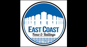East Coast Fence and Railings logo