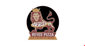 Reyes Pizza logo