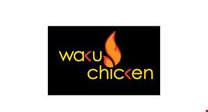 Waku Chicken logo