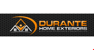 Product image for DURANTE HOME EXTERIORS no payments - deferred interest until July 2020 w.a.c.
