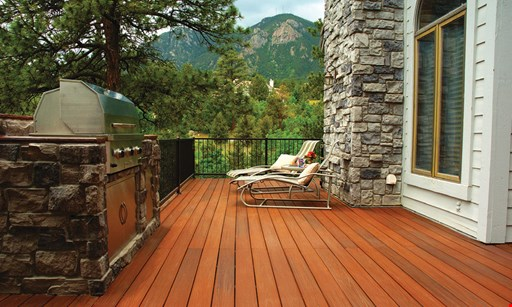 Product image for DURANTE HOME EXTERIORS $2000 off Composite deck plus free lighting upgrade as low as $188 per month*