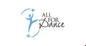 All for Dance logo