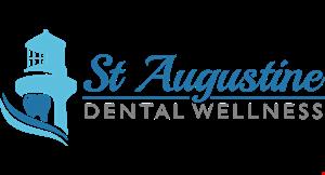 St.  Augustine  Dental Wellness logo