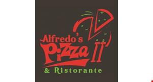 Alfredo's Pizza II & Ristorante logo