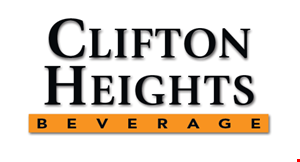 Clifton Heights Beverage logo