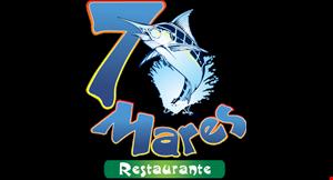 7 Mares Restaurante logo