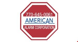 American Alarm Corporation logo