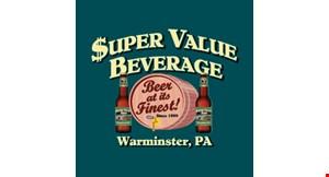 Super Value Beverage logo