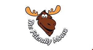 The Friendly Moose logo