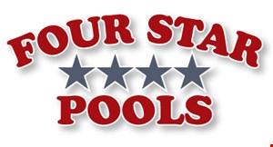 Four Star Pools logo