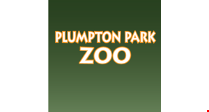 Product image for Plumpton Park Zoo $23.90 For Admission For 2 Adults & 2 Children (Reg. $47.80)