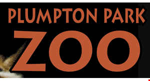 Product image for Plumpton Park Zoo $1 OFF any admission.
