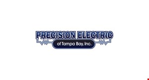 Precision Electric logo