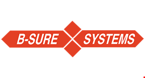 B-SURE SYSTEMS logo