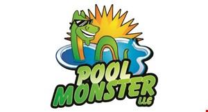 Pool Monster logo