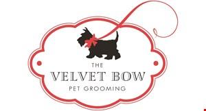 The Velvet Bow logo