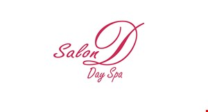 Salon D Day Spa logo