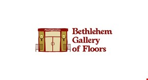 Bethlehem Gallery of Floors logo