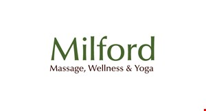 Milford Massage Wellness & Yoga logo