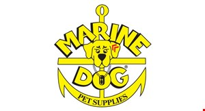 Marine Dog logo