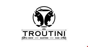 Troutini logo