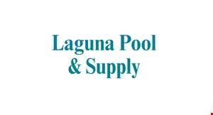 Laguna Pool and Supply logo