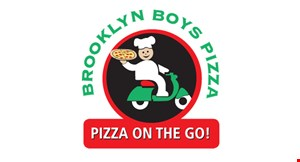 Brooklyn Boys Pizza logo
