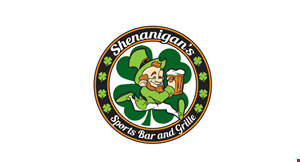 Shenanigan's Sports Bar and Grille logo