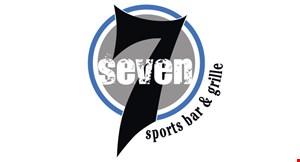 Seven Sports Bar & Grille logo