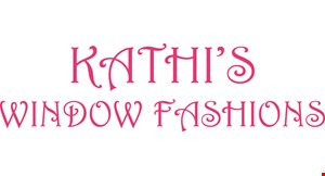 Kathi's Window Fashions logo