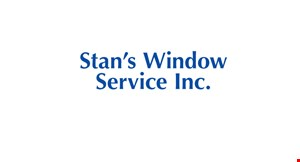 Stan's Window Service logo