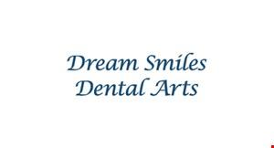 Dream Smiles Dental Arts logo