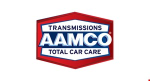 AAMCO Total Car Care logo