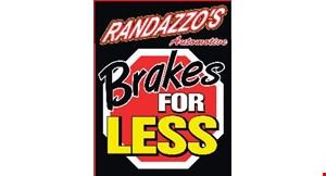 Brakes for Less logo