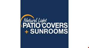 Natural  Light Patio Covers logo