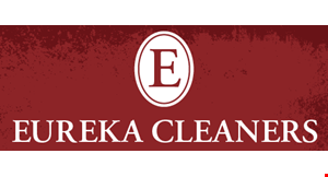 Eureka Cleaners logo