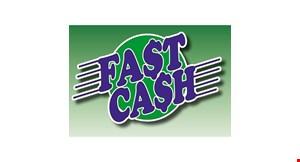 Fast Cash of Murfreesboro logo