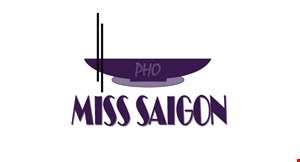 Pho Miss Saigon 2 logo