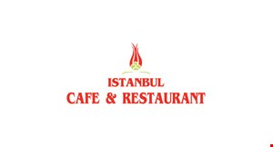 Istanbul Cafe & Restaurant logo