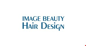 Image Beauty  Hair  Design logo