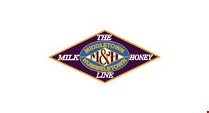 Middletown & Hummelstown  Railroad logo