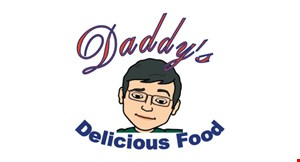Daddy's Delicious Food logo
